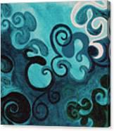 Turquoise Canvas Print