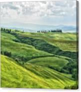 Tusacny Hills I Canvas Print