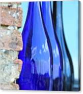 Tuscan Blue Reflections Canvas Print