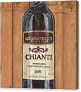 Tuscan Chianti 2 Canvas Print
