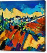 Tuscan Light Canvas Print