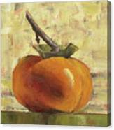 Tuscan Persimmon Canvas Print