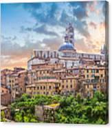 Tuscan Romance  Canvas Print
