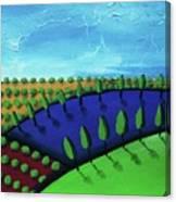 Tuscan Storm Canvas Print