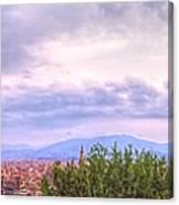 Tuscan Summer Canvas Print