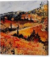 Tuscany 56n Canvas Print