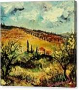 Tuscany 67 Canvas Print