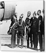 Tuskegee Airmen, 1942 Canvas Print