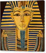 Tutankahmen Canvas Print