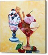 Tutti Frutti II Canvas Print