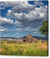 Twaddle-pedroli Ranch Canvas Print