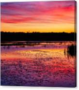 Twilight Afterglow #2 Canvas Print