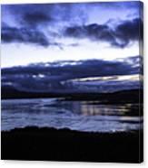 Twilight At Loch Bracadale Canvas Print