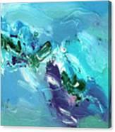 Twilight Big Sur Canvas Print