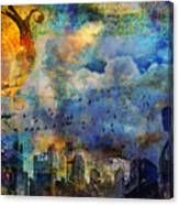 Twilight Dreams Canvas Print