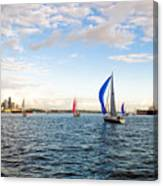 Twilight Party Seattle Canvas Print