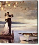Twilight Romance Canvas Print