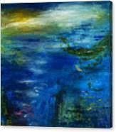 Twilight Waters Canvas Print