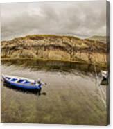 Twin Fishing Boats Canvas Print
