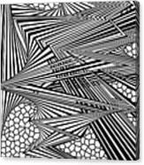 Twinner Canvas Print