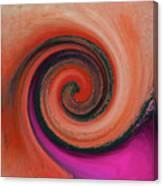 Twirl 07 Canvas Print
