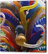 Twisted Colours Canvas Print
