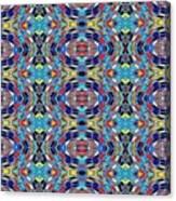 Twister Tile Canvas Print