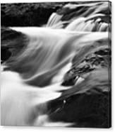 Two Island River Cascade Canvas Print