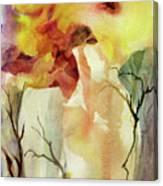 Two Vases Canvas Print