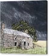 Ty'n Y Llyn 2 Canvas Print