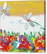Typical Summer Day Canvas Print