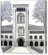 U S C Canvas Print