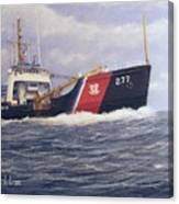 U. S. Coast Guard Buoy Tender Canvas Print