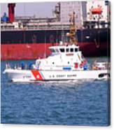 U S Coast Guard Canvas Print