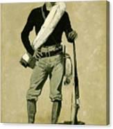 U. S. Soldier, Spanish-american War Canvas Print