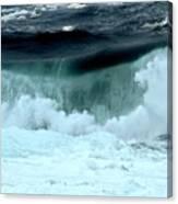 Ucluelet Breaking Waves Canvas Print