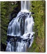 Udine Falls Canvas Print
