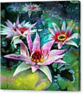 Ufoscape 01 Canvas Print