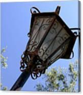 Ugijar Lamp Canvas Print