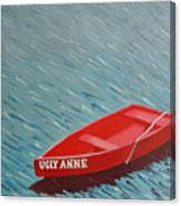 Ugly Anne Canvas Print