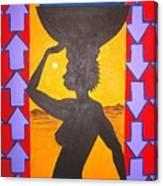 Uhuru Canvas Print