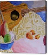 Ukelele Canvas Print