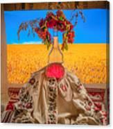 Ukrainian Soul Canvas Print