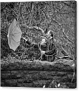Ula And Wojtek Engagement 16 Canvas Print