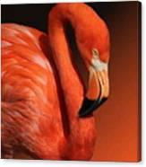 Ultimate Orange Canvas Print