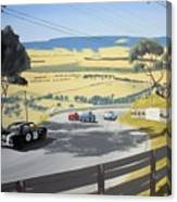 Ultimate Road Test Canvas Print