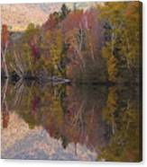 Umbagog Lake Canvas Print