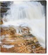 Umpachene Falls Canvas Print