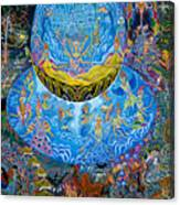 Unai Shipash  Canvas Print