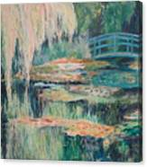Unassuming Grace Canvas Print
